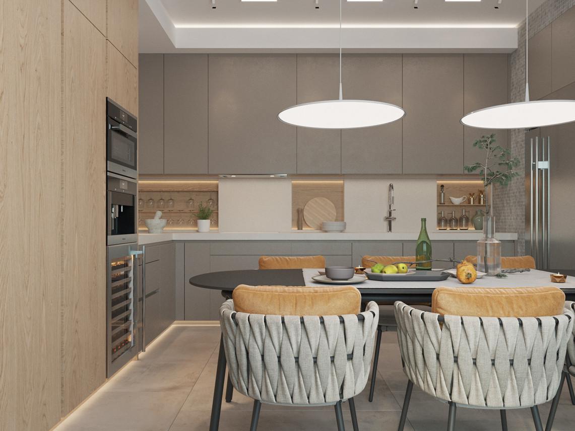 Кухня Liner