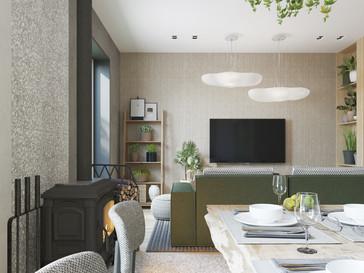 Дом Емельяново, 135 m2