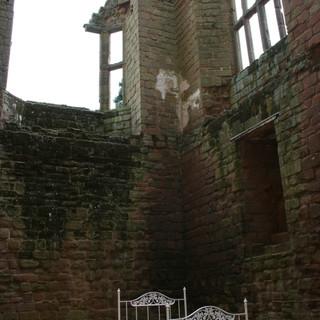 Downward Spiral at Kenilworth Castle