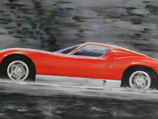 On Days Like these Miura 66 from Italian