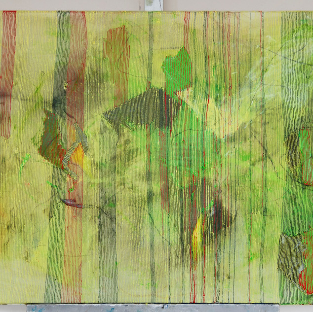13. Composition with Red, Green and Yell