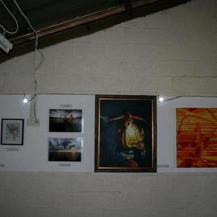 Exhibition at Althorpe.jpg