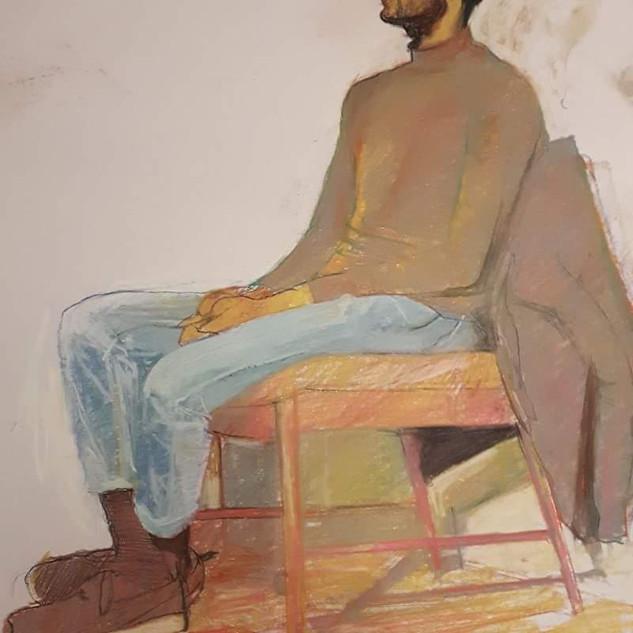 Portrait of a Cambridge Student