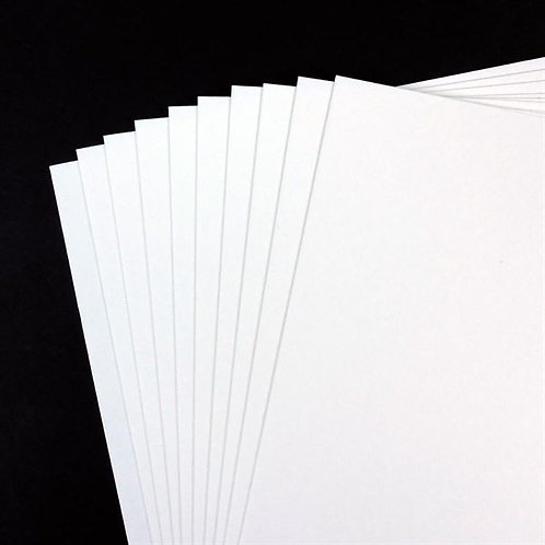 A4+ 350gsm Watercolour Paper - 50 sheets