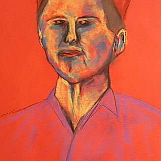 Portrait of Man with Red Hat