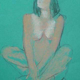 Nude on Green paper.jpg
