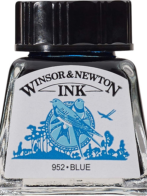 WINSOR & NEWTON DRAWING INK 14ML BOTTLE