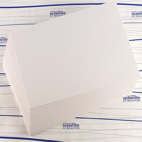 Seawhite A2 160gsm All-Media Cartridge Paper - 200 sheets