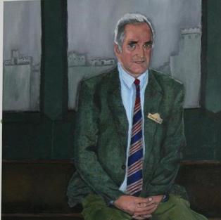 Portrait of Frank