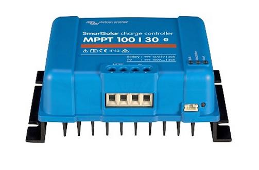 Victron Energy SCC110030210 Smart Solar MPPT 100/30 Charge Controller