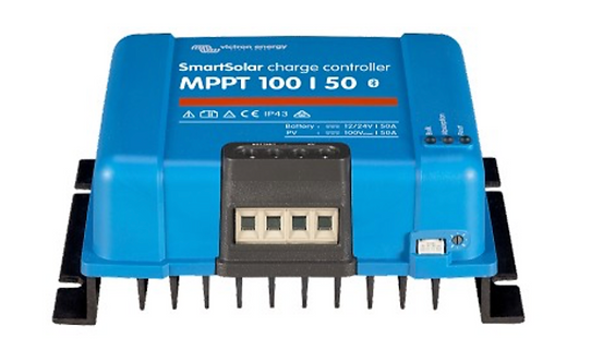 Victron Energy SCC110050210 Smart Solar MPPT 100/50 Charge Controller