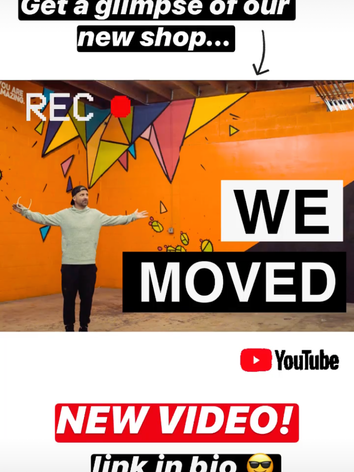 WE MOVED!!!