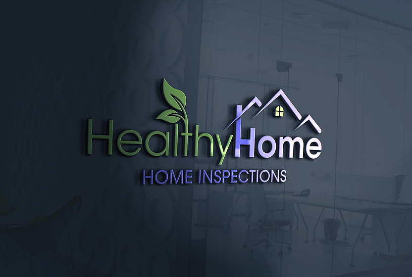 Healthy Home Logo 3D