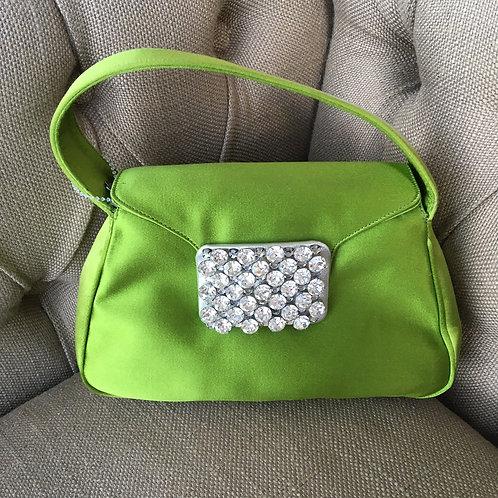 Kate Spade Lime Green Evening Bag