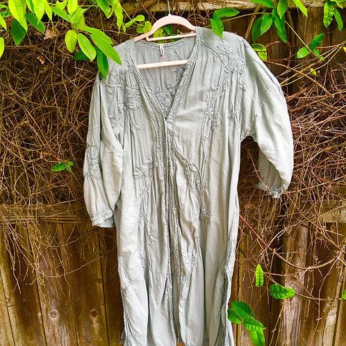 """Magnolia Pearl""""Constance"""" Pale Green Kimono Jacket"""