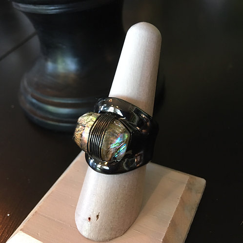 Robert Lee Morris Accent Ring