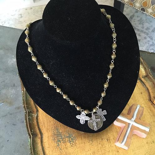 Shannon Koszyk Catholic Charm Necklace