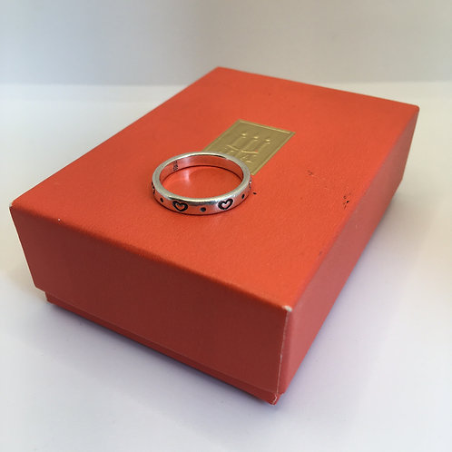 "James Avery ""Amor"" Stacking Ring"