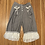 Thumbnail: Magnolia Pearl Gray Linen and Lace Bloomers
