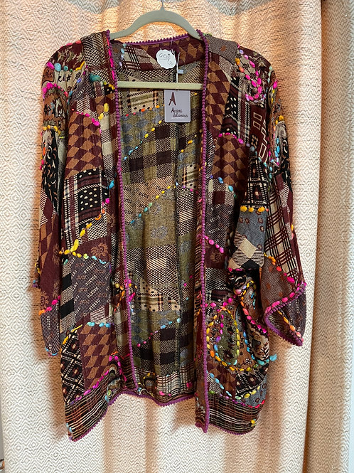Avani Multi-Colored Jacket