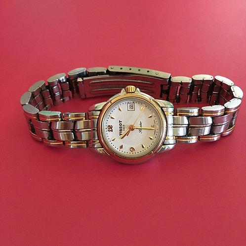 Tissot Gold+Silver Women's Watch