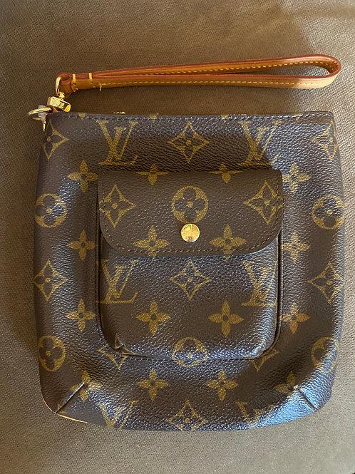 Louis Vuitton Partition Monogram Wristlet