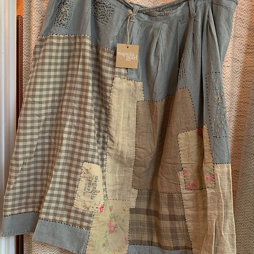 Magnolia PearlNelly Wrap Apron Skirt