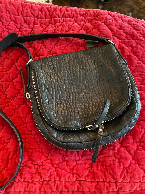 Vince Camuto Distressed Leather Crossbody