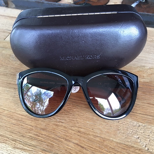 Prada Black Metal Frame Sunglasses
