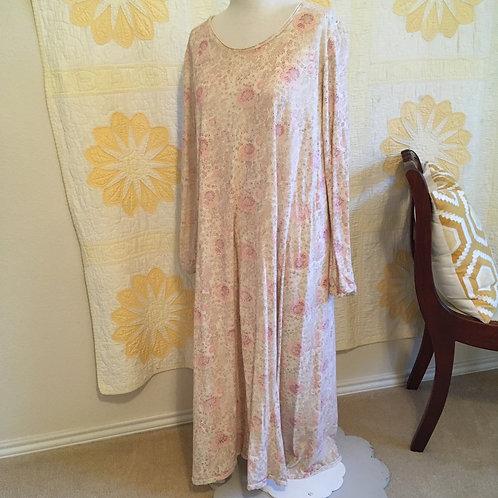 "Magnolia Pearl ""Dylan"" Indian Print Tee Dress"
