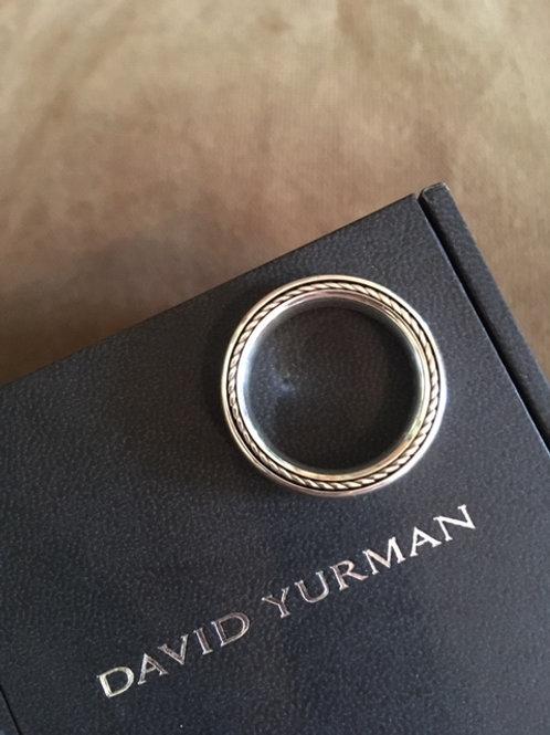 David Yurman Man's Ring