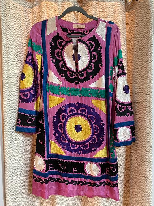 Kuks Multi-Colored Tunic Dress