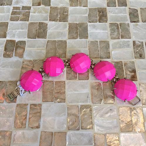 Kendra Scott Hot Pink Bracelet