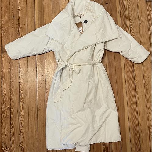 Magnolia Pearl Cotton Poplin Telluride Duvet Coat