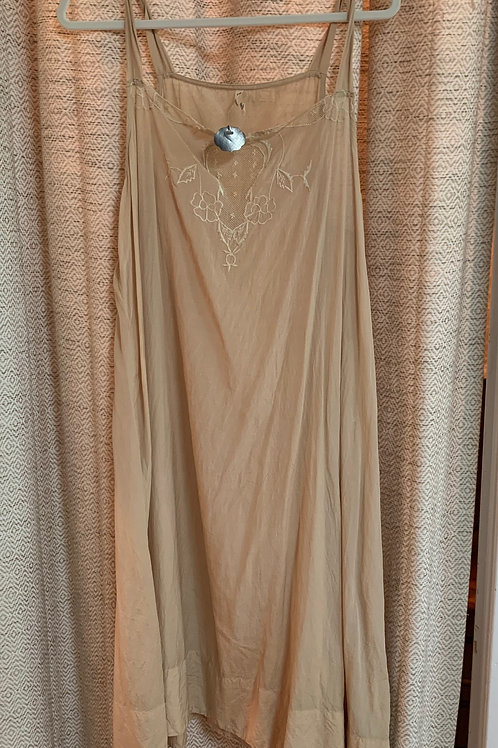 Magnolia Pearl Caramel Slip Dress