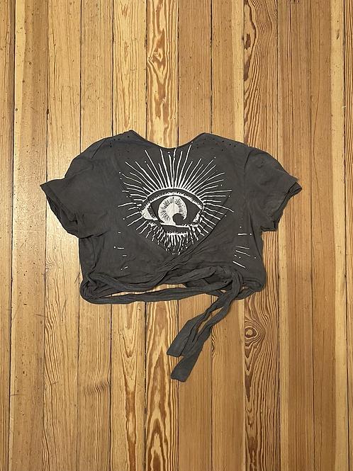 Magnolia Pearl Wrap T-shirt