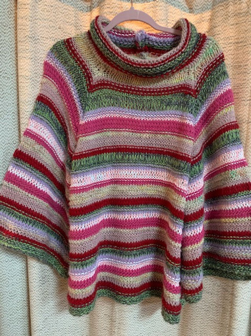 Anthropologie Multi-Colored Sweater