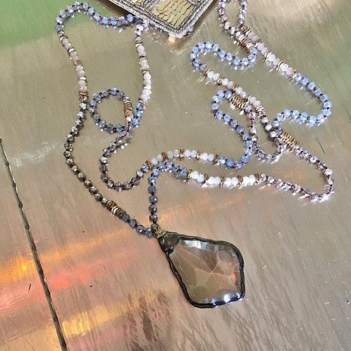 Michael Gabriel: Crystal Necklace