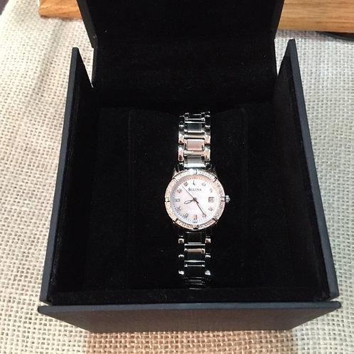 Bulova Diamond Watch