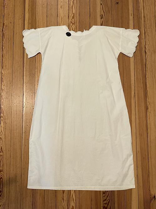 Magnolia Pearl Crisp White Cotton Dress