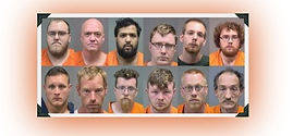 Mahoning County OHIO arrests aug 2018.jp