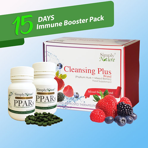 15 Days Immune Booster