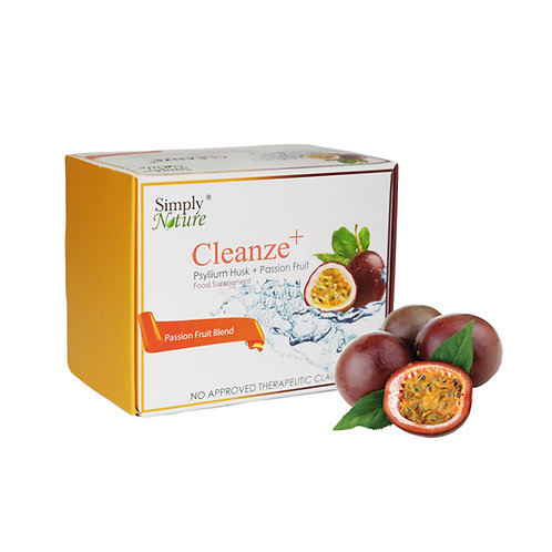 Cleanze+ Passion Fruit