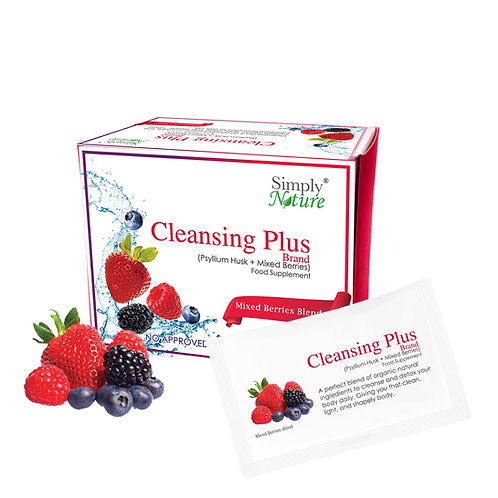 Cleansing Plus Mixed Berries