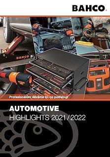 BAHCO Automotive katalog 2021