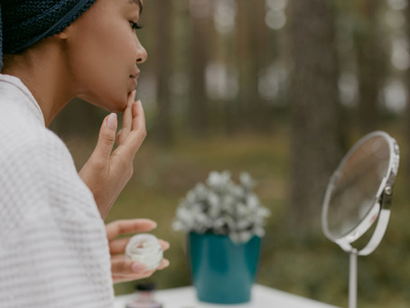 Skincare tips for a healthy, glowy complexion