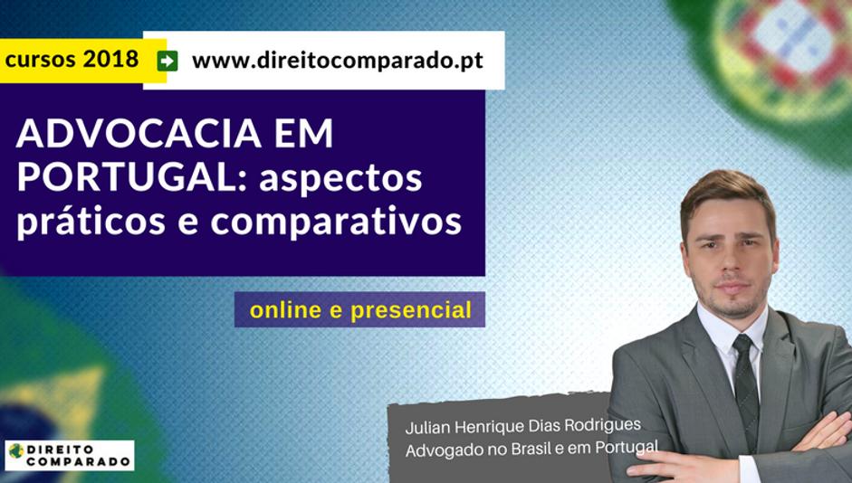 Advocacia em Portugal