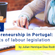 Entrepreneurship in Portugal: aspects of labour legislation