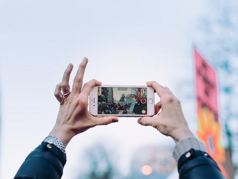 TRC: O direito de não ser fotografado