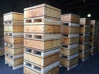 Wooden Crates, crates, skid box, packaging materials, dimensional lumber crates, plywood crates, oriented strand board crates
